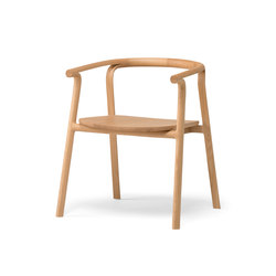 SPLINTER Armchair wood seat | Sedie | Conde House