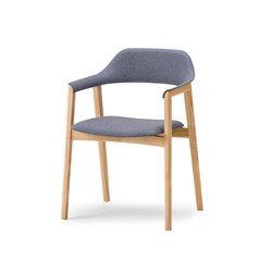 TEN Armchair Upholstered Back upholstered seat | Sedie | Conde House
