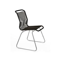 Panton One Chair | snow black | Restaurantstühle | Montana Møbler