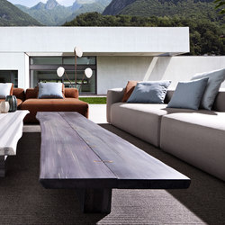 10th Joint Coffee Table | Tavoli bassi da giardino | Exteta