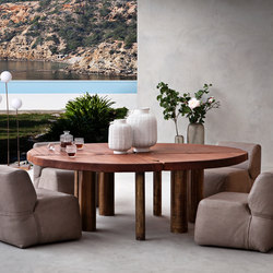 10th Joint Dining Table | Esstische | Exteta