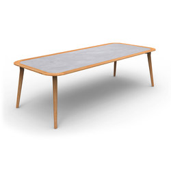 Moon Teak | Dining Table 260X110 | Dining tables | Talenti