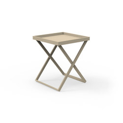 Accessories | Ray Serving Table Big | Tavolini di servizio da giardino | Talenti