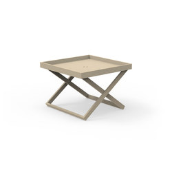 Accessories | Ray Serving Table Small | Side tables | Talenti