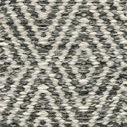 Goose Eye XL Icon | Stone Grey 580 | Formatteppiche | Kasthall