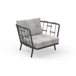 Soho | Living Armchair | Poltrone da giardino | Talenti