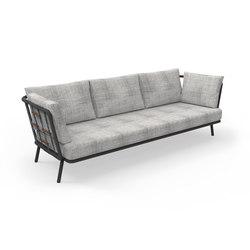 Soho | Sofa 3-Seater | Garden sofas | Talenti