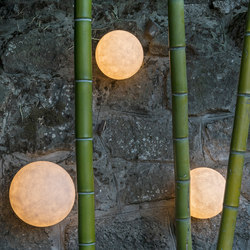 A.Moon Out | Outdoor wall lights | IN-ES.ARTDESIGN
