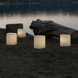 Bin F nebula Out | Outdoor floor lights | IN-ES.ARTDESIGN
