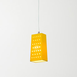 Cacio&pepe S yellow | Suspensions | IN-ES.ARTDESIGN