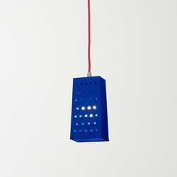 Cacio&pepe S blue | Suspended lights | IN-ES.ARTDESIGN