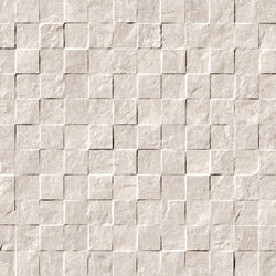 French Mood Chalon 3D Square | Keramik Fliesen | Ceramiche Supergres