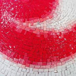 Botanic Tale Magic Mushroom1 | Glass mosaics | Mosaico+