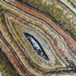 Botanic Tale Crystal Rock 1 | Glass mosaics | Mosaico+