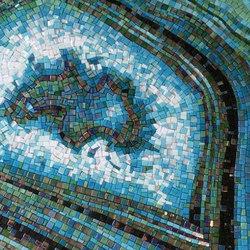 Botanic Tale Crystal Rock 2 | Glass mosaics | Mosaico+
