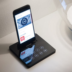 Dockstation | Smart phone / Tablet docking stations | Presotto