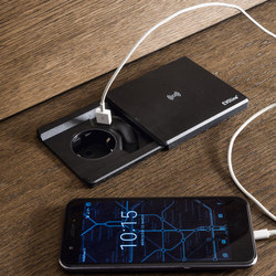 EVO battery charger | Smart phone / Tablet docking stations | Presotto