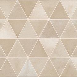 Medley Campitura Origami _01sugar | Ceramic tiles | Ceramiche Supergres