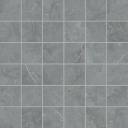 Purity Imperial Grey Mosaico | Mosaïques | Ceramiche Supergres