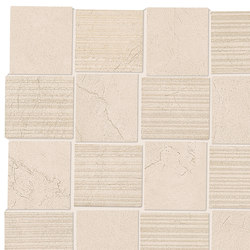 Purity Marfil Intreccio Decorato | Ceramic tiles | Ceramiche Supergres