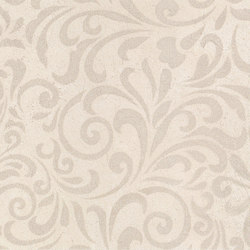Purity Marfil Campitura Ramage | Ceramic tiles | Ceramiche Supergres