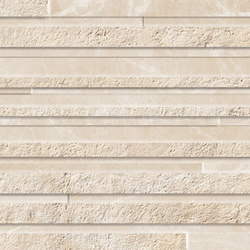 Purity Royal Beige 3D Line | Keramik Fliesen | Ceramiche Supergres