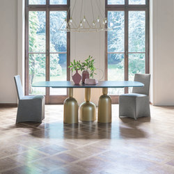Cop | Dining tables | Bonaldo
