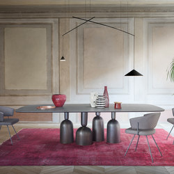 Cop | Meeting room tables | Bonaldo