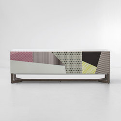 Doppler Sideboard low | Sideboards | Bonaldo