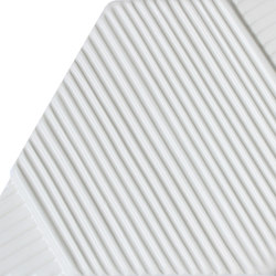 Tua Stripes White | Ceramic tiles | Mambo Unlimited Ideas