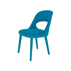 Gluck | dining chair | Restaurant chairs | HC28