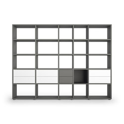 basic view Shelf system | Shelving systems | werner works