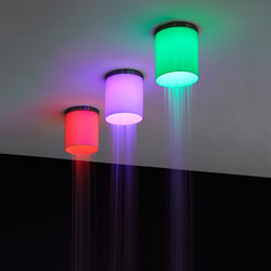 Iride | Color therapy showers | antoniolupi