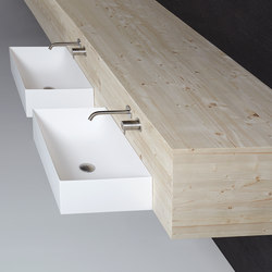 Stratos | Wash basins | antoniolupi