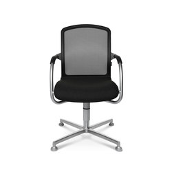 AluMedic 50 3D Visit | Visitors chairs / Side chairs | Wagner