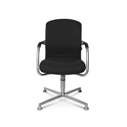 AluMedic 60 3D Visit | Visitors chairs / Side chairs | Wagner
