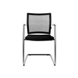 ErgoMedic 110-2 Visit | Visitors chairs / Side chairs | Wagner