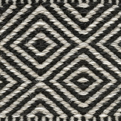 Häggå Goose Eye | Almost Black-Winter Landscape 9537-9835 | Rugs | Kasthall