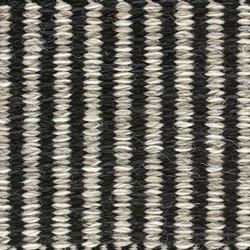 Häggå Markus | Stripes 981 Almost Black Winter-Landscape 9537-9835 | Formatteppiche | Kasthall