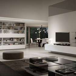 I-modulART_343 | Wall storage systems | Presotto