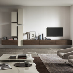 I-modulART_346 | Wall storage systems | Presotto