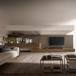 I-modulART_352 | Wall storage systems | Presotto