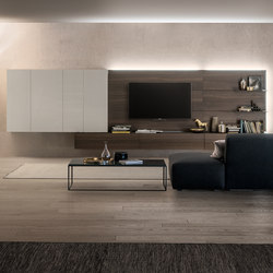 I-modulART_358 | Wall storage systems | Presotto