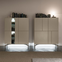 I-modulART sideboard | Wall storage systems | Presotto