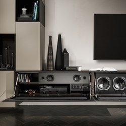 kit Audio | Multimedia sideboards | Presotto