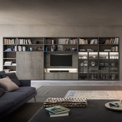 Pari & Dispari _352 | Multimedia Sideboards | Presotto