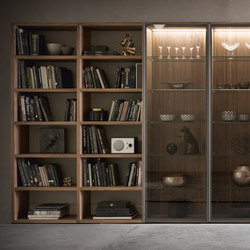 Pari & Dispari _356 | Display cabinets | Presotto