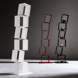 Stilt bookcase | Estantería | Presotto