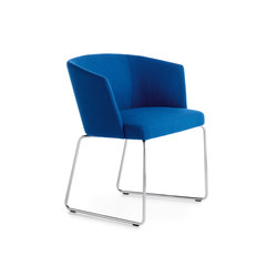 Axel 74/SB | Visitors chairs / Side chairs | Crassevig