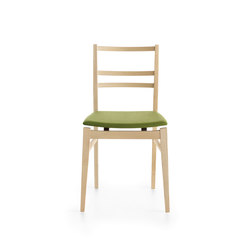 Gia' | Visitors chairs / Side chairs | Crassevig